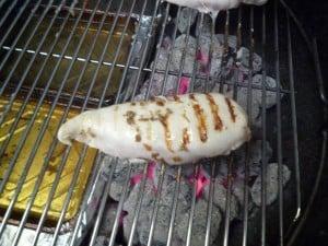 Direct grillen