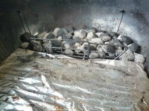 Split Grill - aluminiumfolie