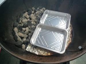 Indirect grillen