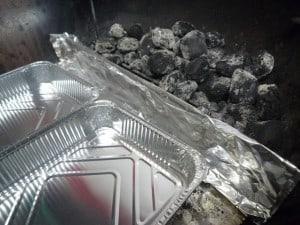 Split Grill - vlambreker