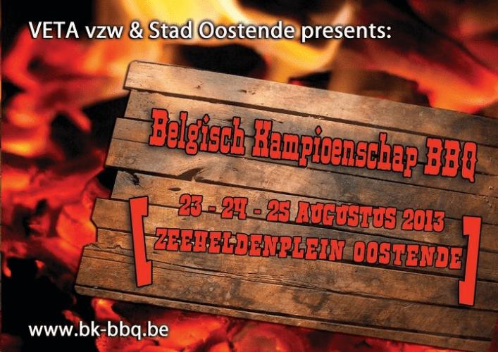 BK BBQ 2013 Oostende