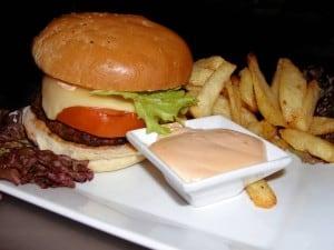 Burger cocktailsaus