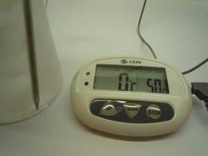 CDN kernthermometer - testen