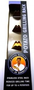 Steven Raichlen Potato Grill Rack