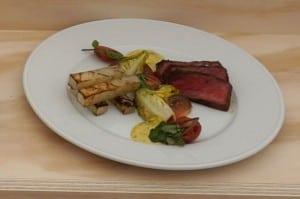 BK BBQ 2013 - winnend rundsvlees gerecht
